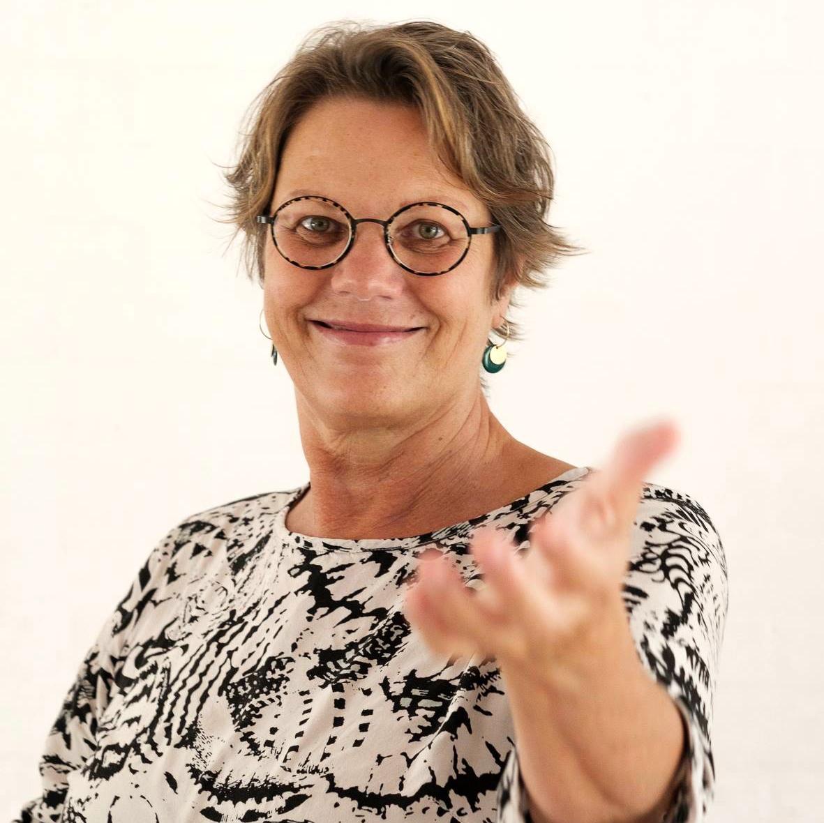Psykoterapeut og supervisor Rita Knudsen